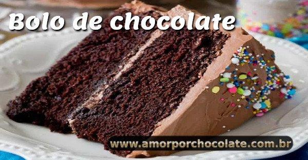 Dicas para um bolo perfeito